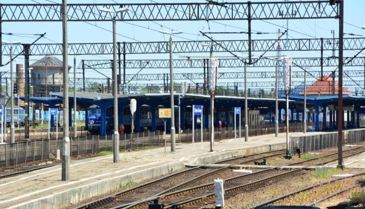 Zmiany w KPK odnośnie remontu stacji Olsztyn Główny