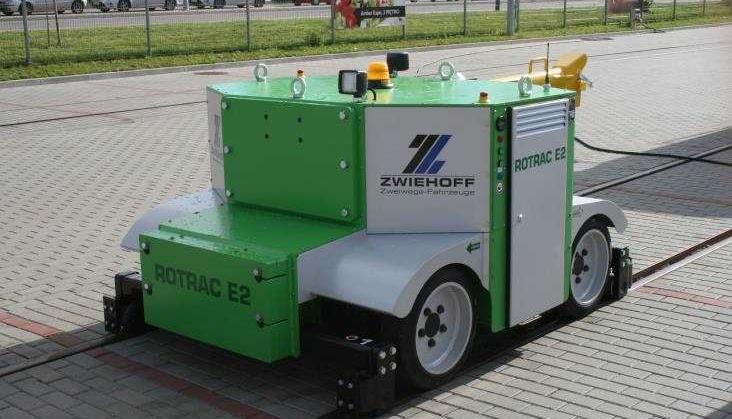 Koleje Wielkopolskie inwestują w pojazd do manewrów