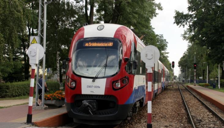 WKD: Bilet samorządowy to ukłon w stronę pasażerów z Mazowsza