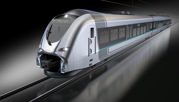 Siemens z umową na 57 ezt dla DB Regio