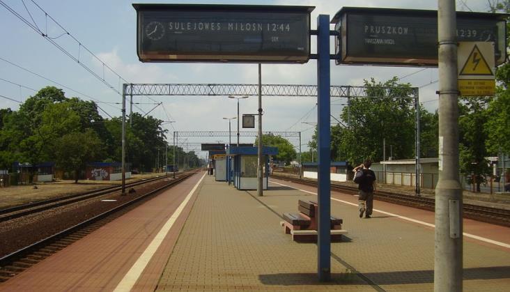 Przebudowa Warszawy Rembertowa i utrudnienia na linii siedleckiej