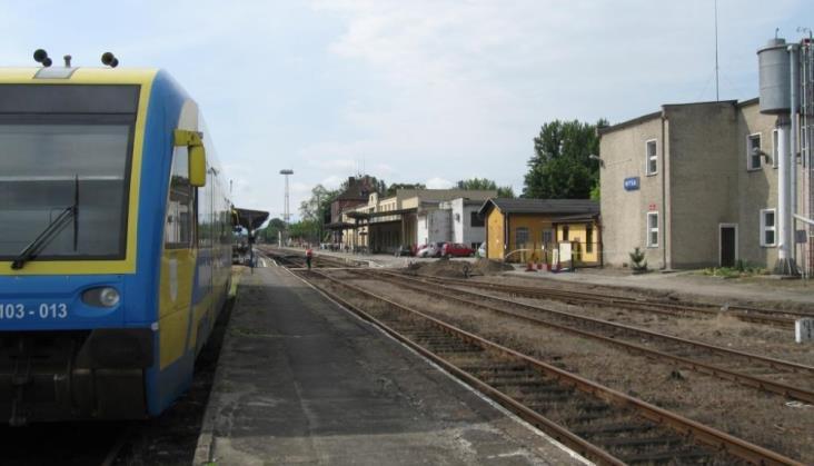 Remont i nowe przystanki na trasie z Nysy do Opola