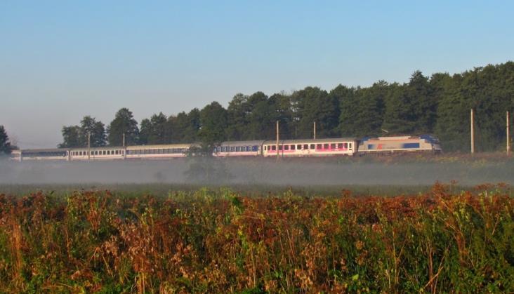 Wagony sypialne z pociągu do Wiednia na trasy krajowe