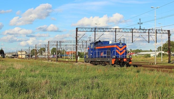 PKP IC posyła lokomotywy manewrowe na modernizację