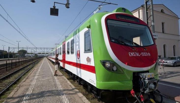 Podlaskie EN57AL idą do przeglądów i delikatnej modernizacji