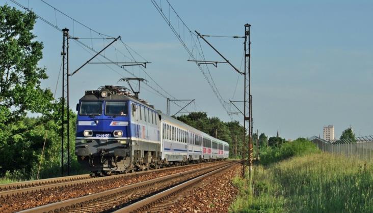 PKP Intercity dopłaca do napraw pierwszych 31 lokomotyw EP09