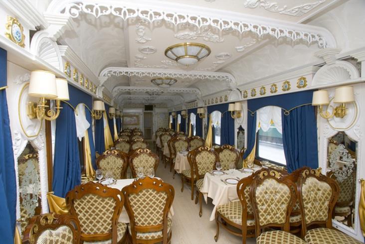 Rosja: Wyruszył luksusowy pociąg do Pekinu
