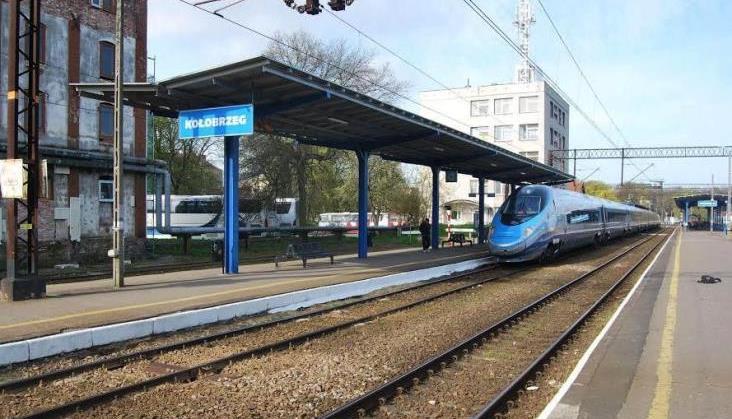 Stacja Kołobrzeg do modernizacji