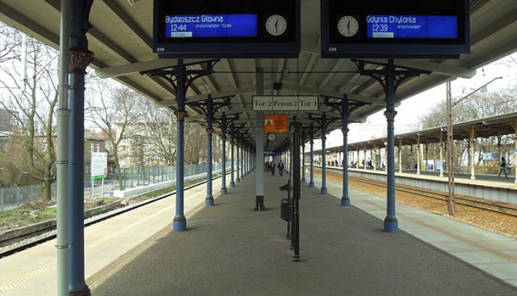 Jest wykonawca modernizacji stacji SKM Sopot