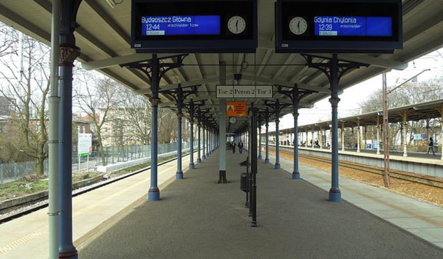 SKM zmodernizuje stację Sopot
