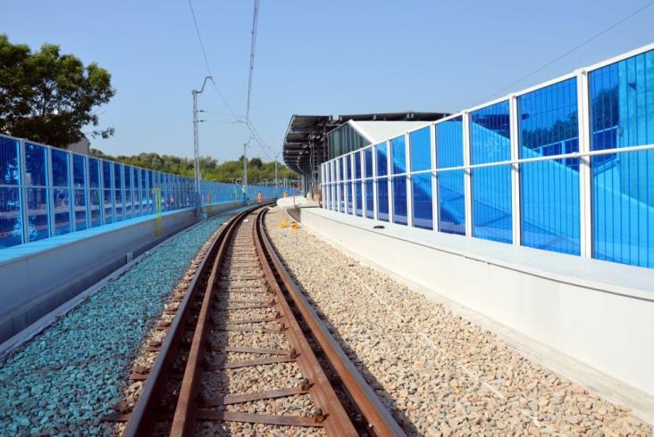 Ostatnie prace na krakowskiej łącznicy