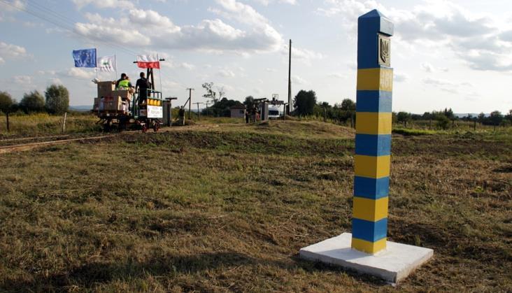 Linia 102: Polskie drezyny wjechały na Ukrainę