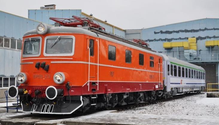 PKP Intercity chce zbudować nową lokomotywownię na Grochowie