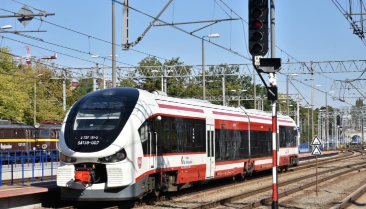 Pesa dostarczy dwa spalinowe pojazdy do Wielkopolski