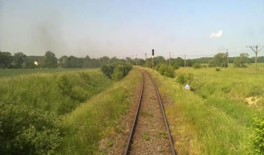Półtora miesiąca bez pociągów na linii 403