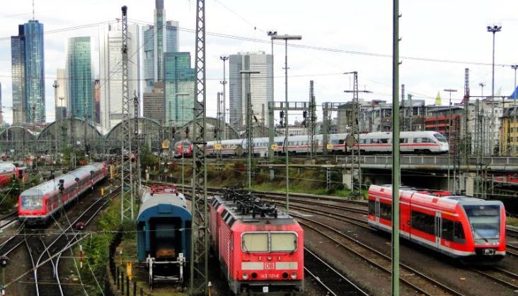 Jak to się robi w Niemczech – wielu przewoźników, jeden bilet kolejowy