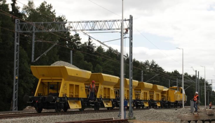 Zamknięcia torowe w południowo-zachodniej Polsce w 2018 r.