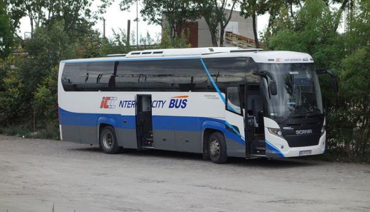 Od połowy października autobusy zamiast pociągów PKP IC na czterech kolejnych liniach
