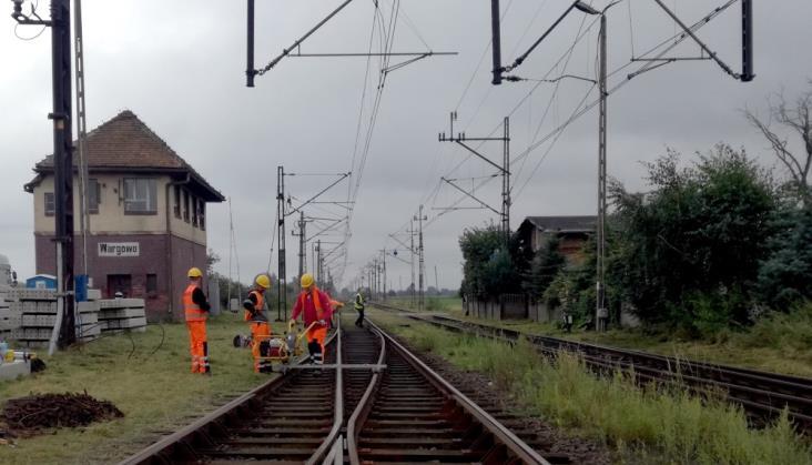 Nowe perony na linii Poznań – Piła już w grudniu. Jest dofinansowanie z KE