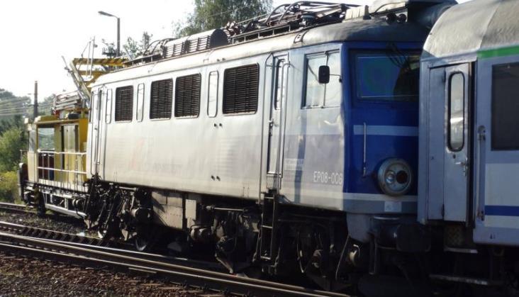 Wznowiono pełny ruch pociągów na stacji w Kobylnicy