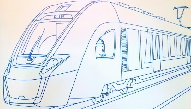 Plus – nowy pociąg hybrydowy od FPS