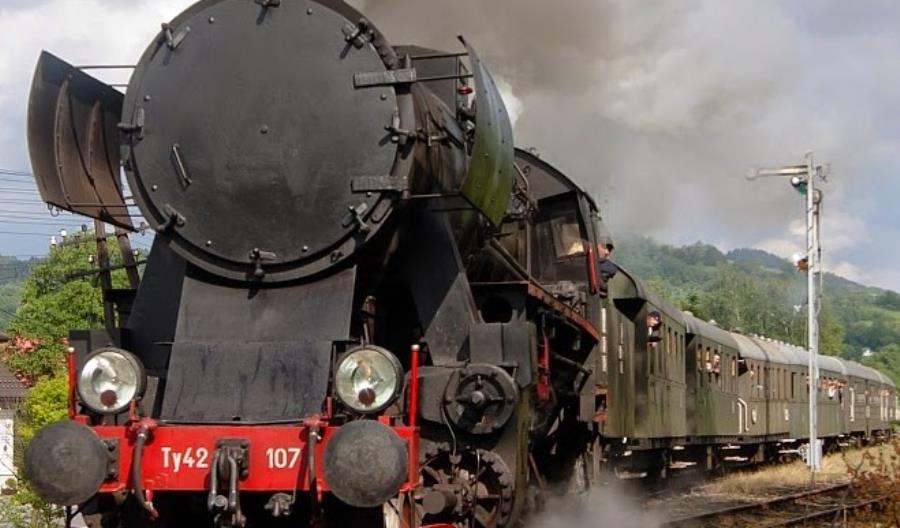 Zabytkowy pociąg odwiedzi Nowy Sącz, Biecz, Gorlice oraz Muszynę