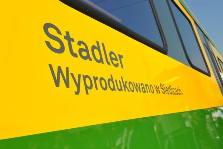 Stadler dla Gysev: To przykład polsko-węgierskiej współpracy
