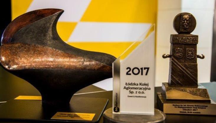 Trzy nagrody na Trako dla ŁKA