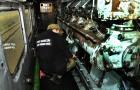 Papierosy w silniku lokomotywy