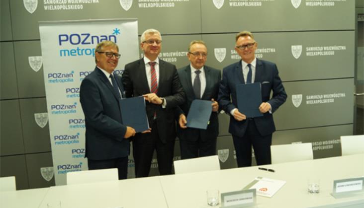 Są pieniądze na studium linii do Śremu w ramach Poznańskiej Kolei Metropolitalnej