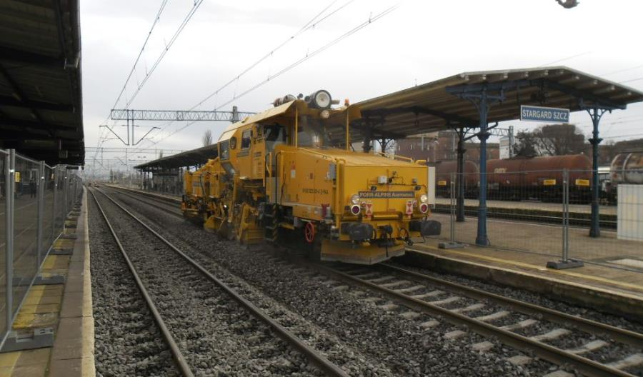 Porr blisko umowy na przebudowę stacji Szczecin Główny