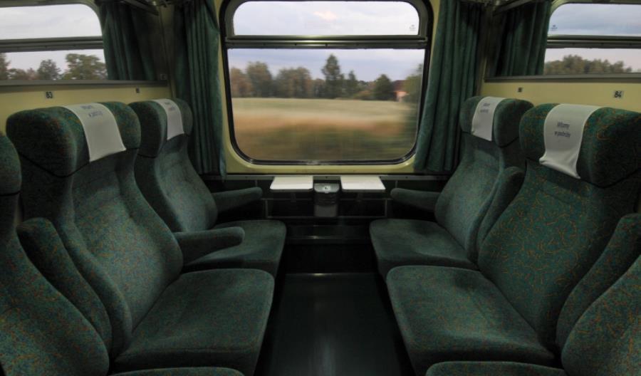 Wagon Opole chętny do wykonania napraw wagonów PKP Intercity