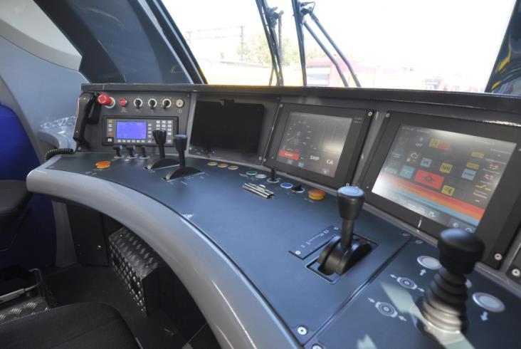 Newag z Griffinem powalczy o kontrakt z PKP Intercity [zdjęcia]