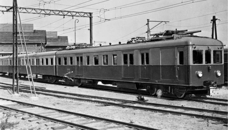 Historia kolei. Powrót elektrycznych pociągów do Warszawy po II wojnie światowej