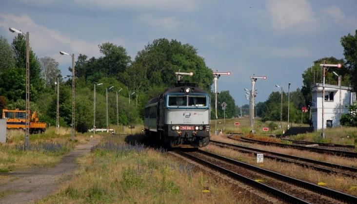 Szybciej na Mazury i Podlasie dzięki modernizacji linii Korsze – Ełk