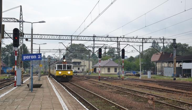 Przetarg na łącznicę w Chabówce unieważniony przez omyłkę rachunkową