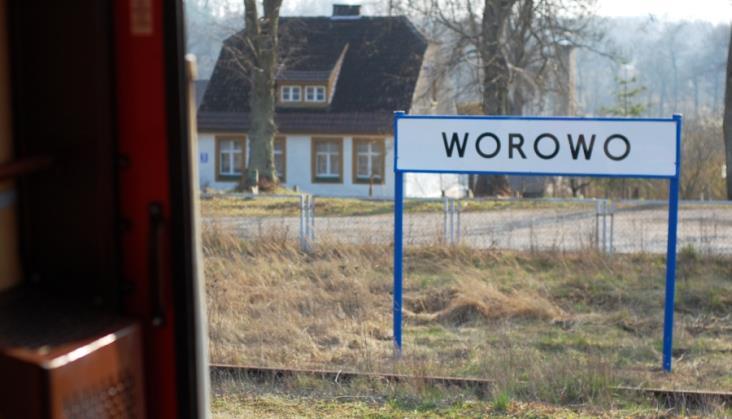 Incydent w Worowie. Maszynista pociągu PKP Intercity z zarzutami