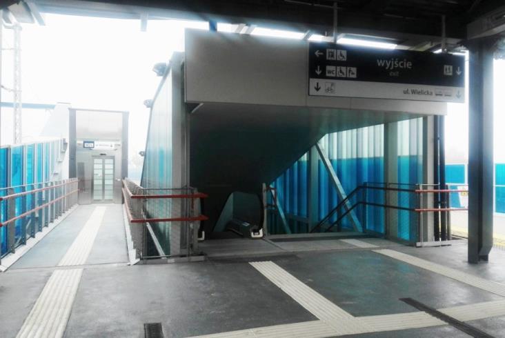 Przejazd techniczny po łącznicy Zabłocie – Krzemionki w Krakowie. Od grudnia z pasażerami