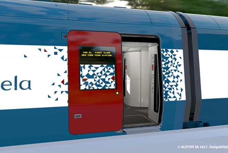 Alstom zaprezentował projekt pociągów KDP dla USA