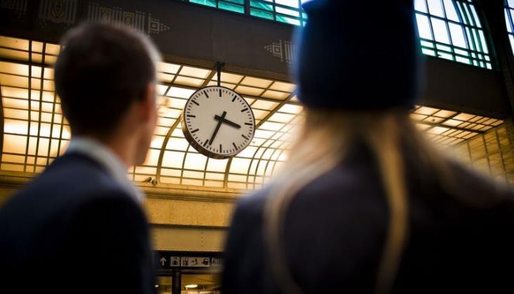 Kursowanie pociągów PKP Intercity w noc zmiany czasu