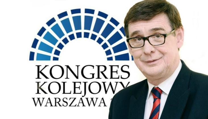 Krzysztof Mamiński w debacie otwarcia VII Kongresu Kolejowego