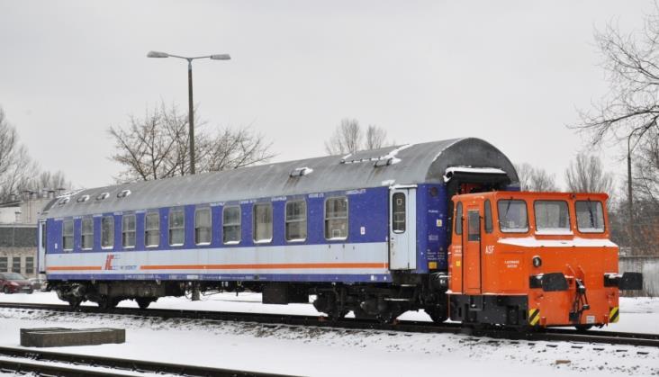 PKP Intercity z przetargiem na przegląd okresowy rozszerzony wagonów