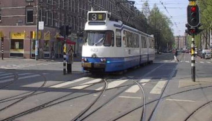 Rozjazdy Track Tec w Amsterdamie