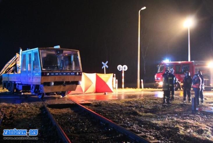 Kolejne wypadki. Trzy osoby zginęły na przejeździe