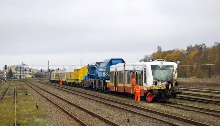 UTK przekaże do realizacji zalecenia PKBWK dotyczące bezpieczeństwa na kolei