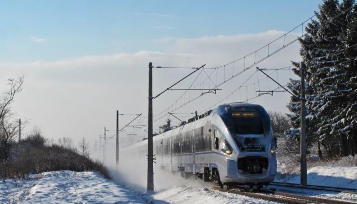 Pociągi PKP Intercity na fragmencie Rail Baltiki pojadą jak składy regionalne