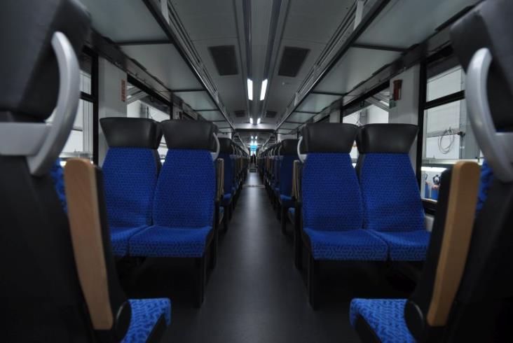 Jeździliśmy pierwszym pociągiem na wodór [zdjęcia]