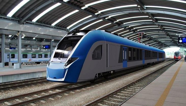 FPS zaprezentuje nowy pociąg Plus na przełomie roku