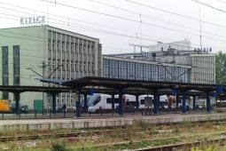 Dworzec kolejowy w Kielcach zmieni swoje oblicze