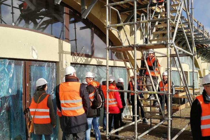Modernizacja estakady w Gorzowie minęła półmetek [zdjęcia]